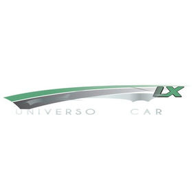 Jogo Faixa Adesivo Fiorino Lx 94 Pick-up Verde