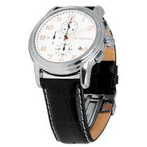 Reloj Truper Curazo Correa Piel Original Nuevo Cronometro,