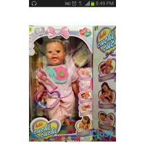 Baby Cuchi Cuchi Muneca Original