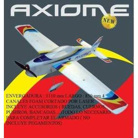 Axiome Rc Arf Acrobatico C/electronica
