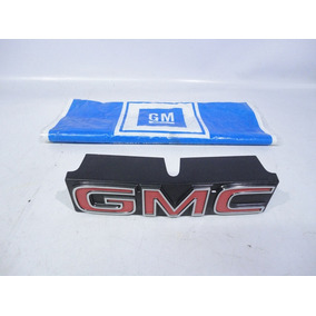 Emblema Gmc Da Grade 296mmx72mm Silverado   D20 93/96