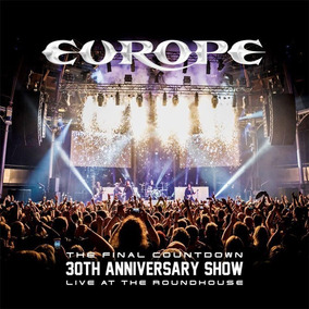 Europe - The Final Countdown 30th Anniversary Show - 2cd+dvd