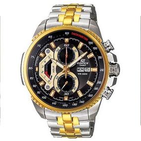 Relógio Casio Masculino Edifice Cronógrafo Ef-558sg-1av