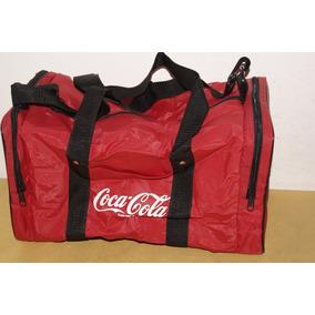 Bolso Térmico Coca Cola. Con Radio Y Auriculares