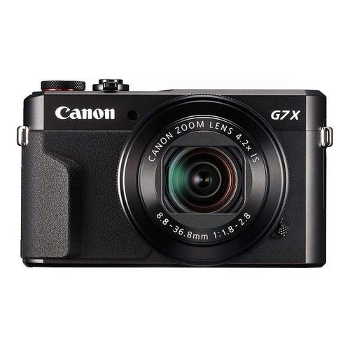 Canon PowerShot Serie G G7 X compacta avançada cor preto