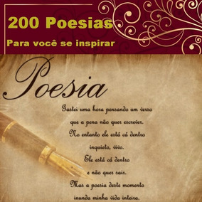 E-book - 200 Poesias Para Se Inspirar