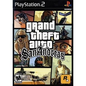 Patch Gta-grand Theft Auto: San Andreas Ps2 ( Iso)