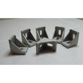 Esquina Para Perfil De Aluminio 3030, Angulo Union 3030