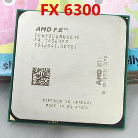 Processador Fx 6300 Am3+3.5 Ghz 14 Mb Black Edition + Coller