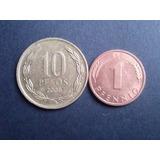 Moneda Alemania Federal 1 Pfening 1991 Ceca F (c28)