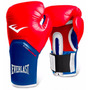 Guantes De Boxeo Everlast Elite Rojo Azul 10 12 14 16 Oz