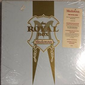 Madonna The Royal Box Boxset Importado Nuevo Y Cerrado