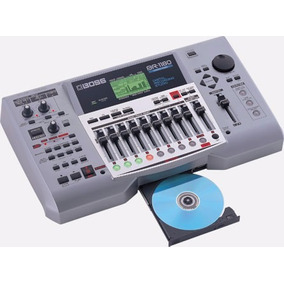Gravador Boss Br 1180 Cd Digital Recording Studio