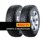 2 Neumaticos Pirelli Scorpion Atr 235/60 R16 100h