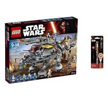 Juguete At-te 972pcs Lego Star Wars Capitán De Rex