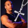 Cruz + Cadena Dominic Toretto Inspirada En Rápido Y Furioso