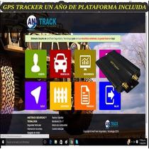 Gps Tracker Con Un Año De Plataforma Andtrack