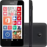 Smartphone Nokia Lumia 635 8gb Tela 4.5 4g Câmera 5mp Preto