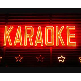 Pack Musica Dj Especial Karaokes El Mejor Del Sitio Fiesta!!