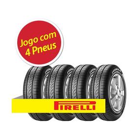 Kit Pneu Aro 13 Pirelli 175/70r13 Formula Energy 82t 4 Uni