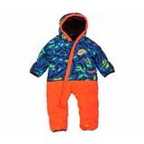 Traje Nieve Quiksilver Niños Astronauta / Ski Snowboard
