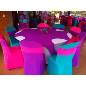 Cubre Silla Fiesta Colors 1pza Hecho A Mano Envio Gratis