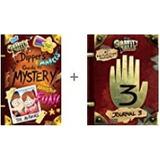 Diario 3 Gravity Falls + Libro Dipper & Mabel + Envio Gratis