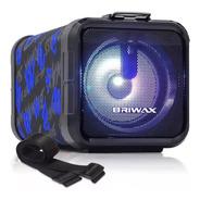 Caixa De Som Portátil Bluetooth Bazuca 30w Fm Mp3 Usb