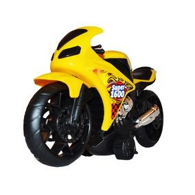 Moto De Brinquedo Super 1600 Presente De Natal - Cód 195
