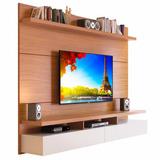 Modular Rack Tv Lcd Led Hasta 60 Pulg Mueble Pared 1.8 City*