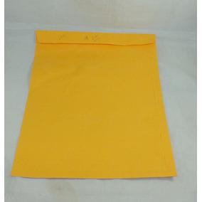 Envelope Amarelo 31 X 41 Cm Caixa 100 Unidades