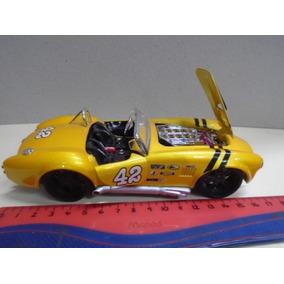 Maisto 1/24 Ford Shelby Cobra 427 Racing Tunning 1964