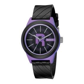 Reebok Reloj Análogo Para Mujer Morado Mod Rc-csw-l2-pupb-bu