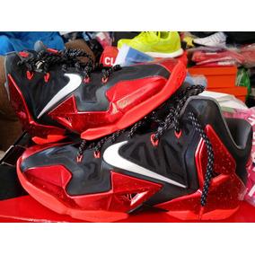 Lebron James Xi Black Red