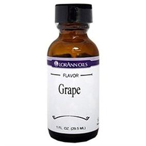 Lorann Aceites De Uva 1 Onza Aromatizante
