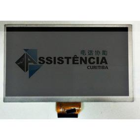 Display Lcd Tablet Genesis Gt7245