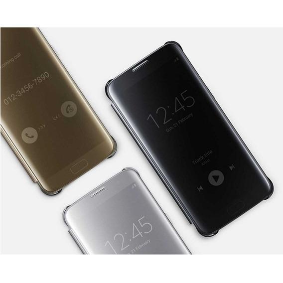 Funda Clear View Samsung S9 S9 Plus Flip Cover Original