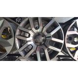Roda 20 Nissan Frontier 6x114 Nova Jogo