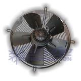 Forzador / Ventilador Para Equipo De Frío - Succión - 30cm