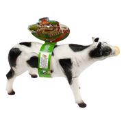 Vaca Borracha 25 Cm - Animais  Fazenda - Brinquedo Infantil