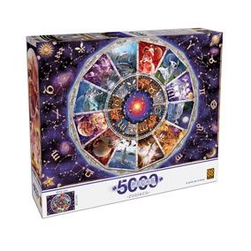 Puzzle 5000 Peças Zodíaco