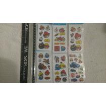 50 Calcomanias Angry Birds / Cars