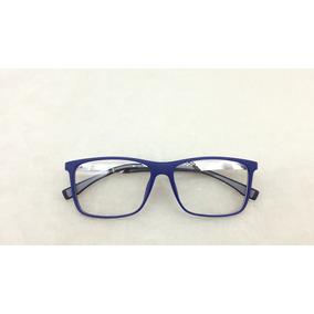 Óculos Quadrado Azul E Laranja. - Óculos no Mercado Livre Brasil d280a1ca70