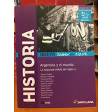 Historia - Nuevo Saber Es Clave - Santillana