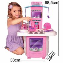 Fogãozinho Panelinha Cozinha Infantil Big Cozinha 630-nbc