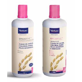 Episoothe Kit Shampoo + Condicionador 500ml Cada (val.05/19)
