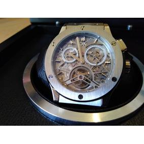 Reloj Hublot Geneve Collection Vendome 582888 Con Caja