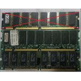 Memoria Ram Pc 100 De 128