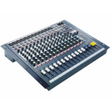 Soundcraft Epm12 Mezclador 12 Canales Alto Desempeño