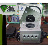 Nintendo Gamecube En Caja +1 Control + Juego. #somostienda.